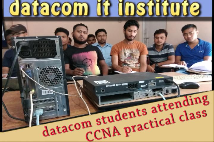 Datacom penetration testing