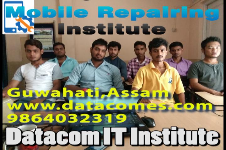 Best Mobile Phone repair course at Datacom IT Institute